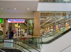 The Point Mall Escalators in Sea Point