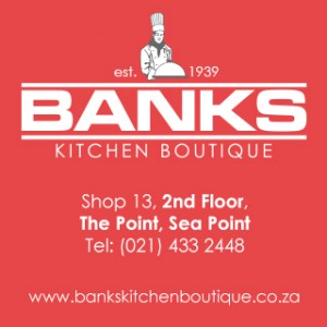 Banks Kitchen Boutique in The Point, Sea Point