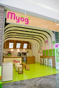 Myog Interior in The Point Mall