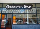 Discovery Store in The Point, Sea Point