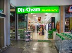 Dis-Chem Pharmacy Exterior in Sea Point