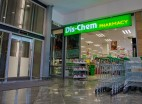 Exterior of Dis-Chem Pharmacy