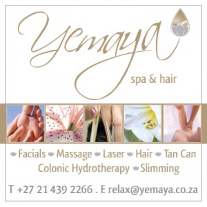 Yemaya Spa & Hair in Sea Point, Cape Town