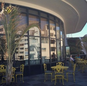 NV-80 Exterior Patio in Sea Point