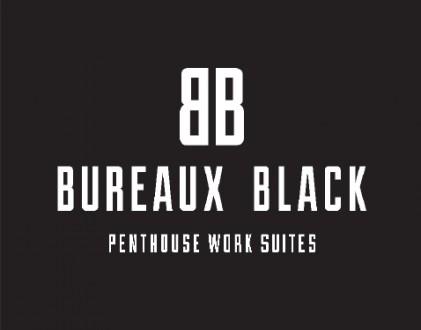 Bureaux Black: Penthouse Work Suites