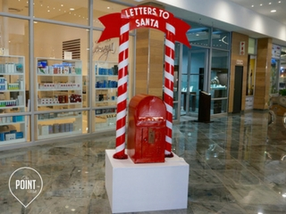 Write a Letter to Santa & post it!