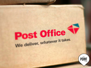 Point Mall - SA Post Office