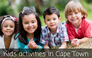 Kids holiday activities in Cape Town