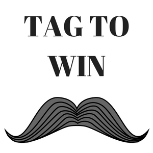 """JOIN THE """"MOVEMBER MOUSTACHE MOVEMENT""""AND WIN!!!"""
