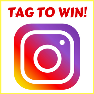 Tag us in your Summer fun and win!
