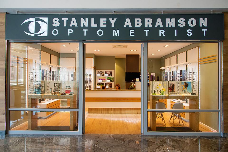Stanley Abramson Optometrists logo