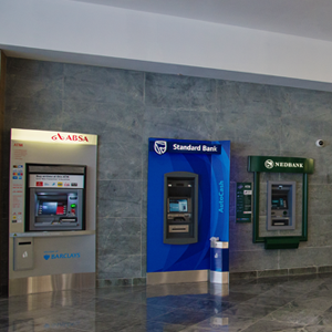 ATMs in The Point Mall
