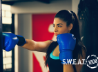 Athletic and agility training at S.W.E.A.T 1000