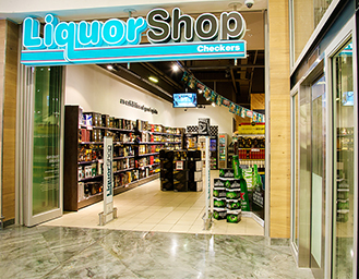 Checkers LiquorShop, Sea Point, Cape Town