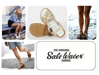 Salt Water Sandals now at Carla Zara
