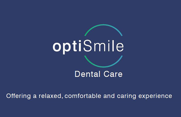 optiSmile Dental Care Logo