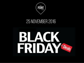Black Friday at The Point Mall