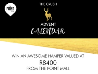 Crush Advent Calendar – Twenty Days, Twenty Gifts