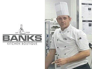Hard & Light Demo with Chef Gavin Bridge at our Banks Kitchen Boutique this Saturday!
